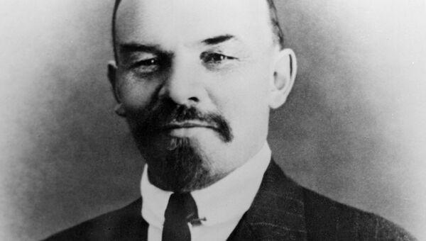 Владимир Ильич Ленин. Цюрих. Швейцария. 1916 год