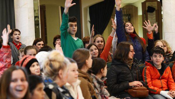 Проект Субботы московского школьника стартует 15 апреля