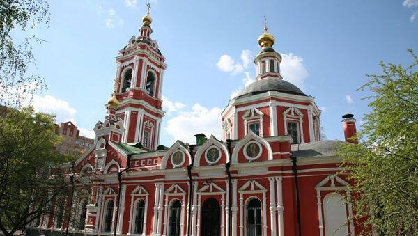 Храм преподобного Пимена Великого. Архивное фото