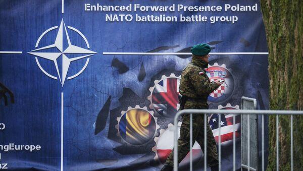 Батальон НАТО в Польше