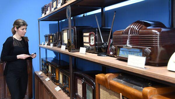 Первый в Москве музей винтажной музыки открылся на ВДНХ