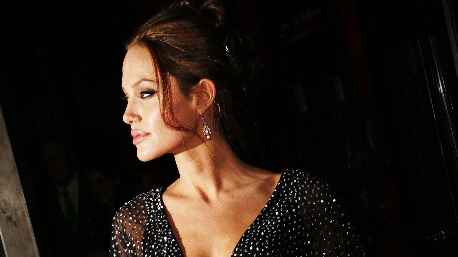 Актриса Анджелина Джоли, 2006 - РИА Новости, 1920, 04.06.2021