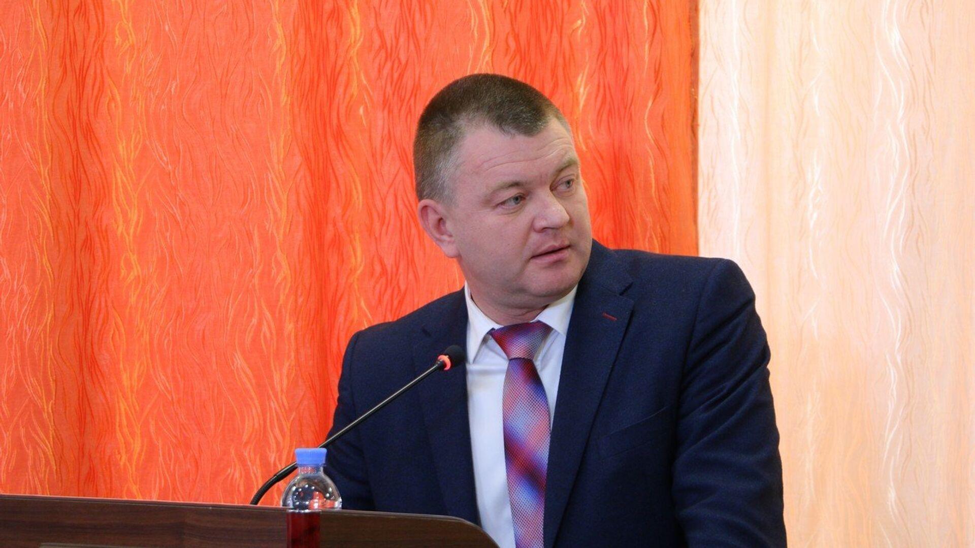 Советник главы Крыма Крючков: мэр Керчи мог уйти в отставку из-за проблем со здоровьем