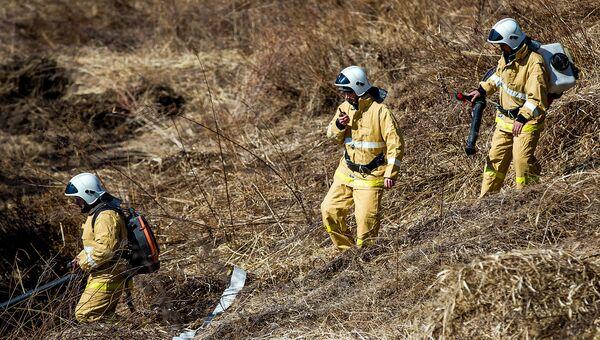Обстановка с природными пожарами на Урале ухудшается