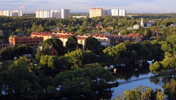 Две московские улицы назовут в честь советских физиков