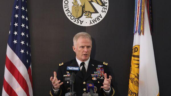 Глава командования специальными операциями ВС США генерал Реймонд Томас. Архивное фото