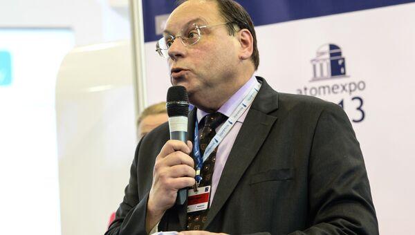 Председатель ВАО АЭС Жак Регальдо. Архивное фото