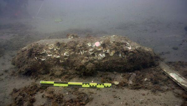 Бомба весом 250 килограммов, найденная в Ницце. 4 мая 2017