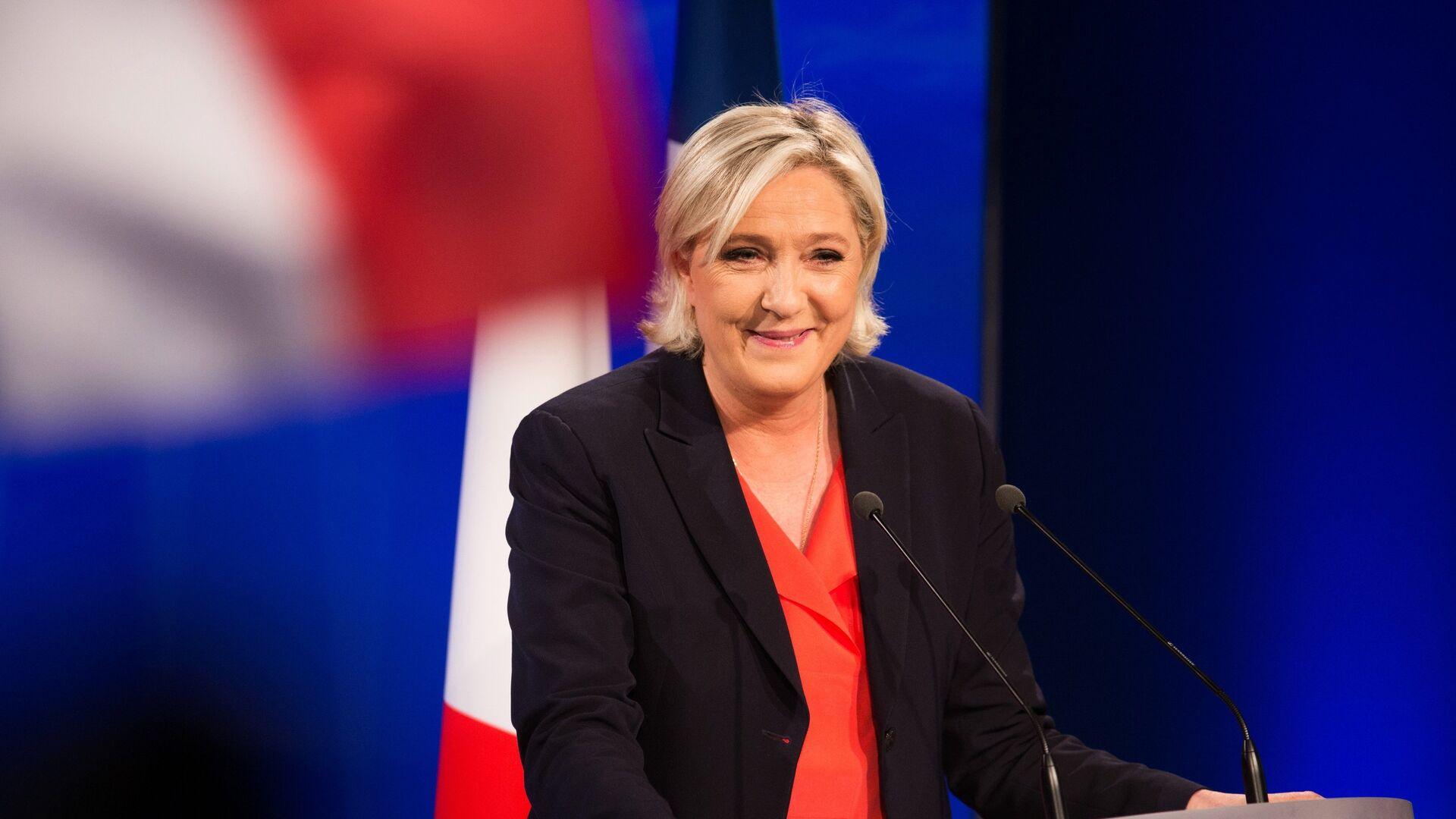 Второй тур президентских выборов во Франции - РИА Новости, 1920, 05.08.2021