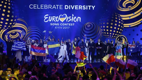 Первый полуфинал Евровидения-2017. 9 мая 2017 года