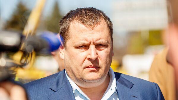 Мэр украинского города Днепр (бывший Днепропетровск) Борис Филатов