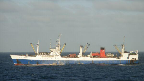 Промысловое судно Sheriff. Архивное фото
