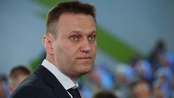 Юрист, политик Алексей Навальный. Архивное фото