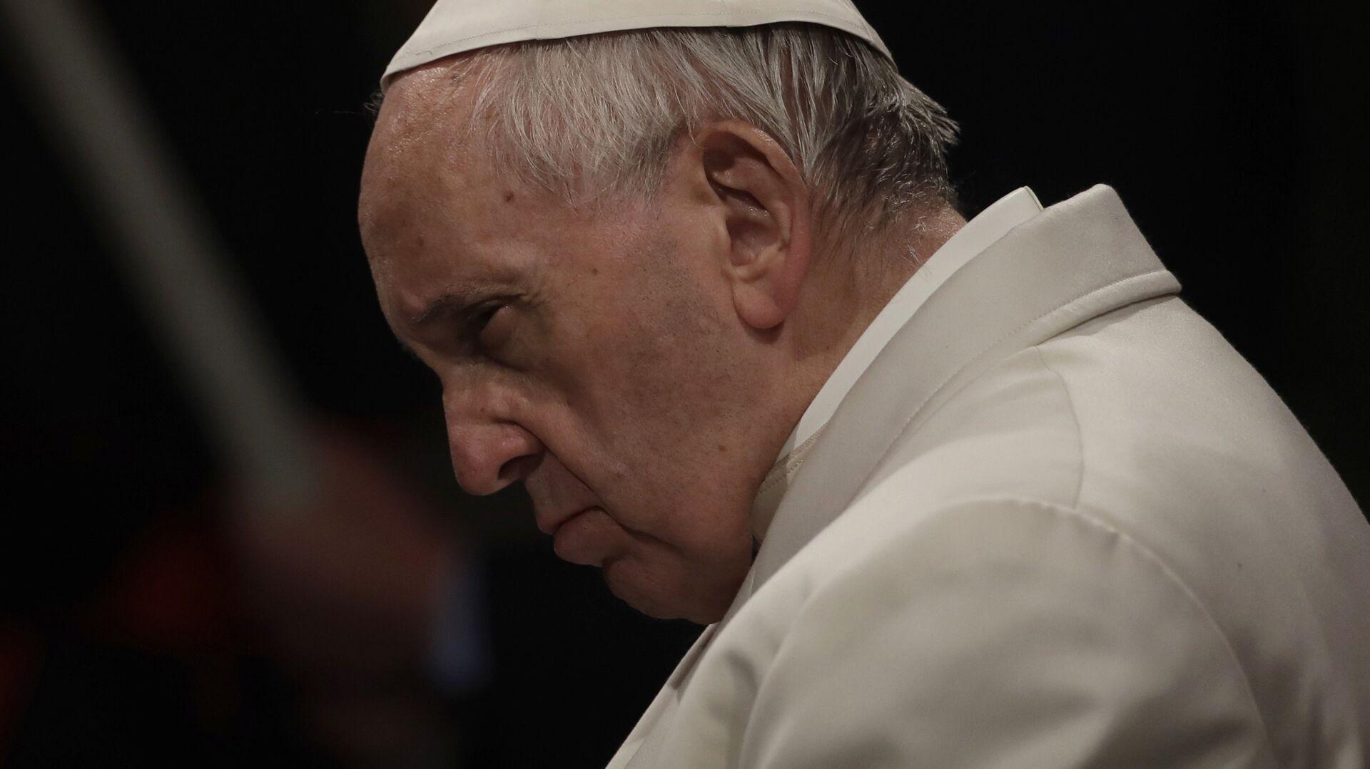 Папа Римский Франциск - РИА Новости, 1920, 07.06.2020