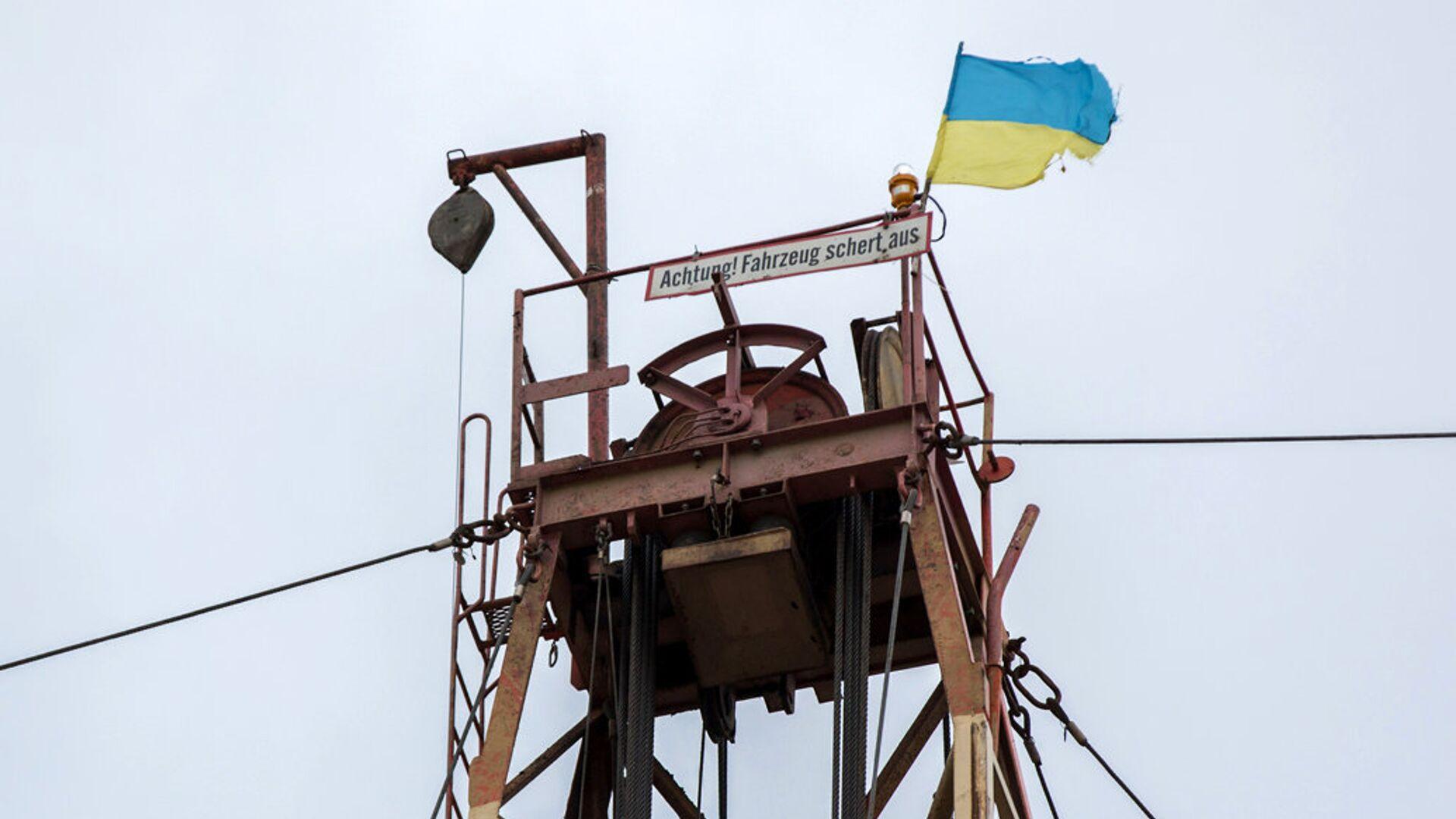 Добыча газа в Львовской области Украины - РИА Новости, 1920, 13.05.2021