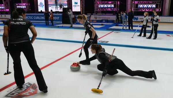 Команда Анны Сидоровой в финальной битве за золото