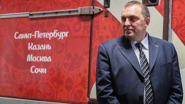 Дмитрий Пегов. Архивное фото