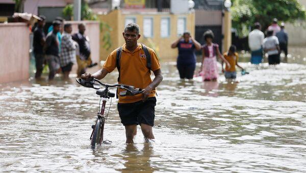 Наводнение на Шри-Ланке, 28 мая 2017