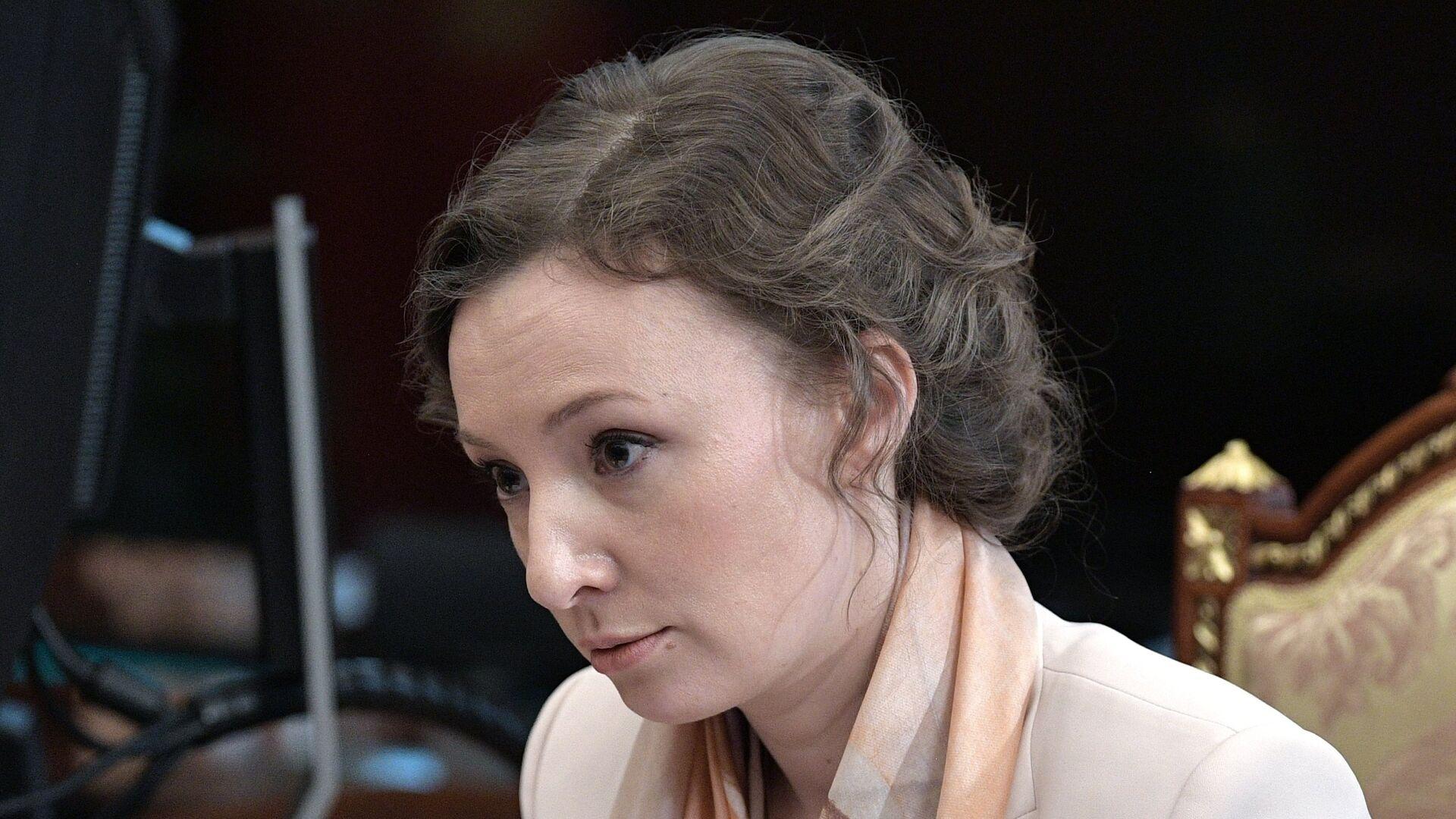 Кузнецова рассказала о разработке системы мониторинга сиротских домов