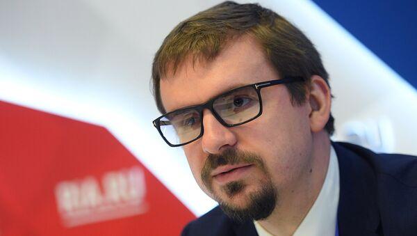 Член правления банка ВТБ (ПАО) Владимир Верхошинский. Архивное фото