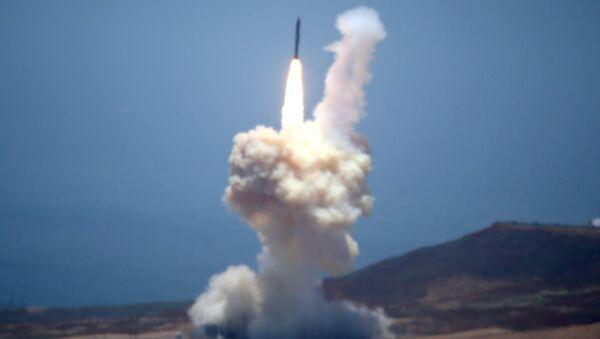 Испытания противоракетной обороны США