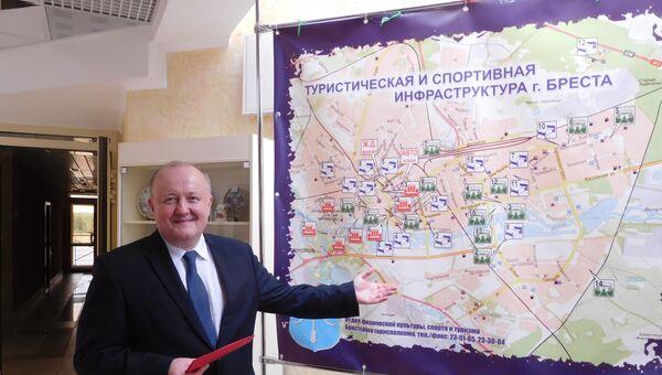 Зампредседателя облисполкома Михаил Серков