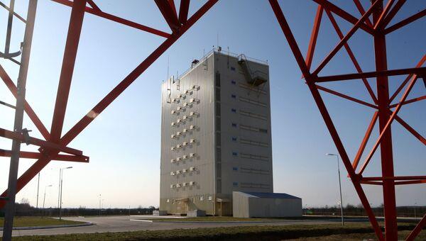Радиолокационная станция Воронеж. архивное фото