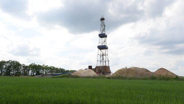 Юзовское месторождение сланцевого газа в районе села Яремовка Харьковской области