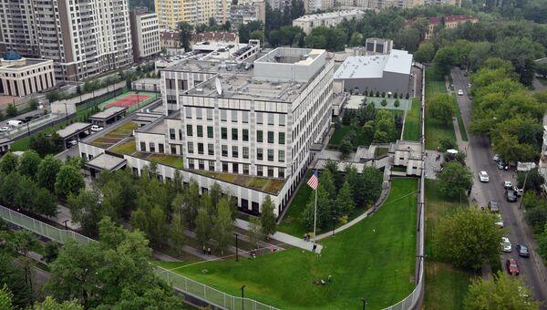 Посольство США в Киеве. Архивное фото