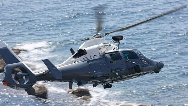 Вертолет Eurocopter AS565 Panther. Архивное фото