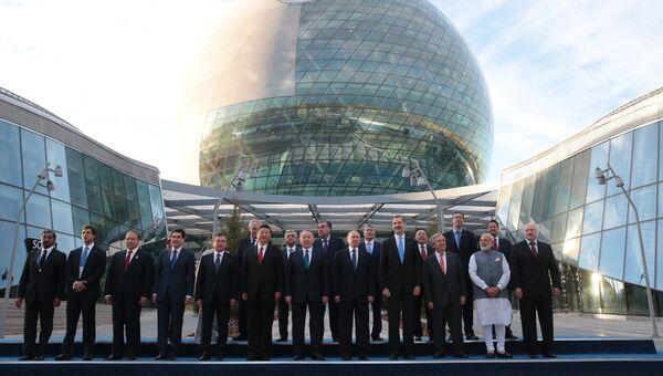 Открытие международной специализированной выставки Астана ЭКСПО 2017. Архивное фото
