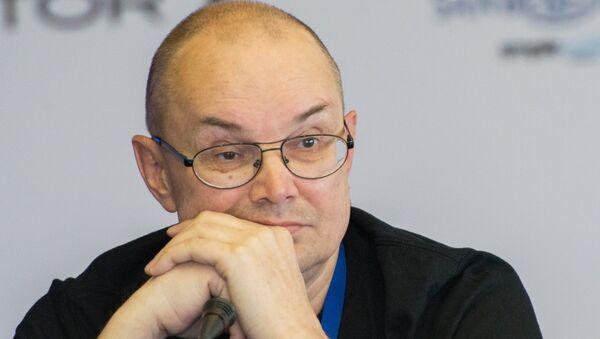 Режиссер Алексей Рыбин. архивное фото