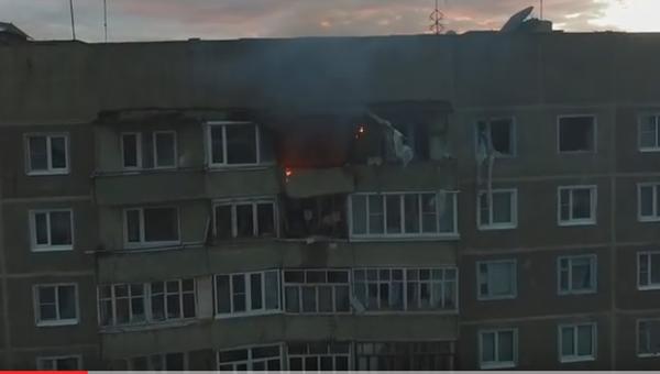 Взрыв газа в Тамбовской области