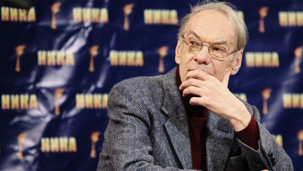Президент Российской академии кинематографических искусств Алексей Баталов