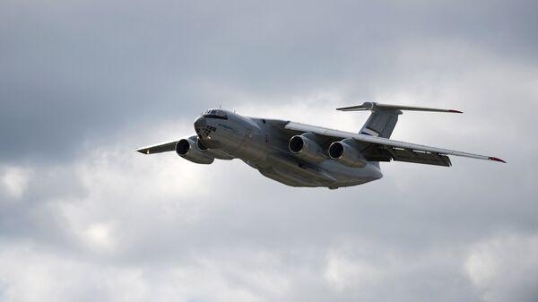 Самолет Ил-76МД-90А. Архивное фото