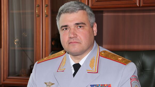 Черников Михаил. Архивное фото