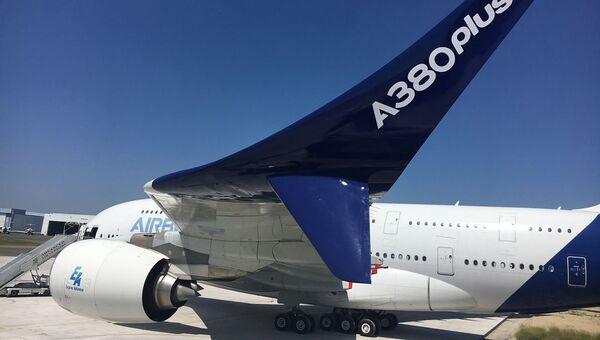 Компания Airbus представила лайнер A380plus