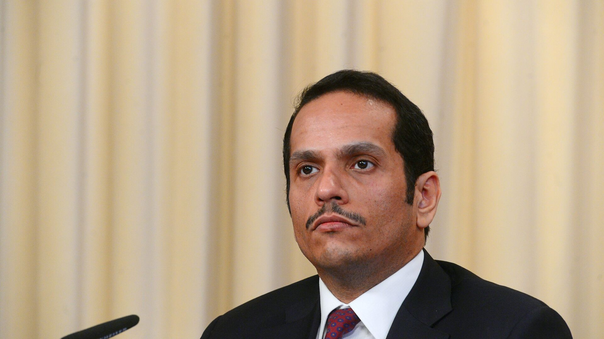 Глава МИД Катара Мухаммед Аль Тани: внутри Афганистана удалось восстановить авиасообщение