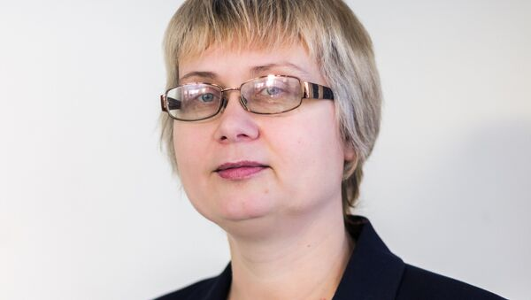 Светлана Золотова