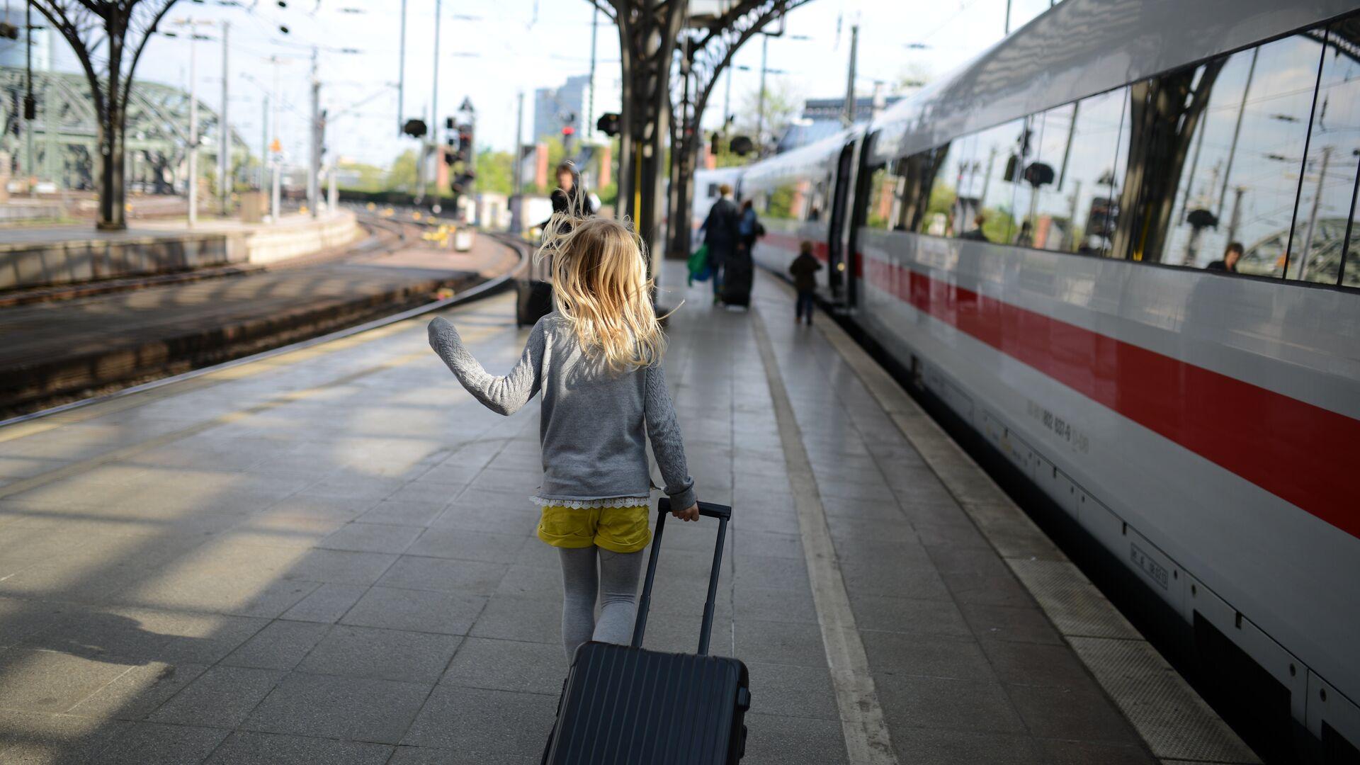 РЖД предоставили скидку на летние поезда для многодетных семей