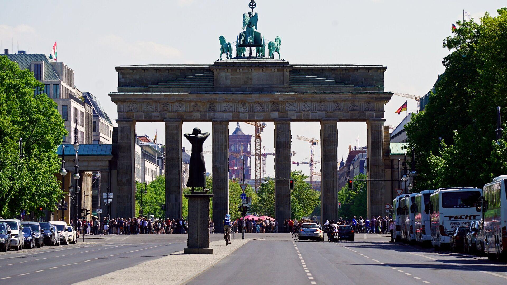 Правительство Германии продлило ограничения по въезду в страну из-за пандемии коронавируса