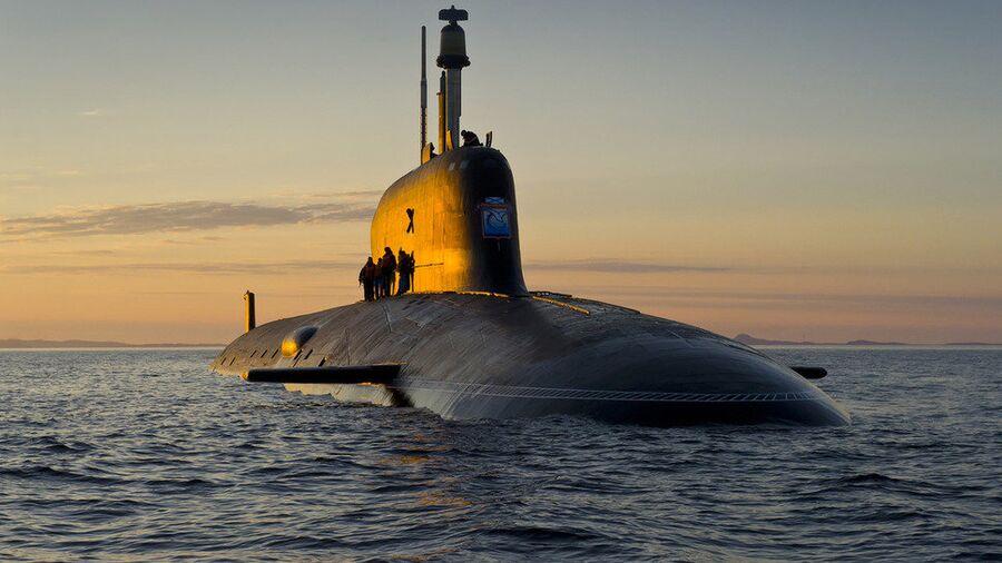 Подводная лодка проекта Ясень-М
