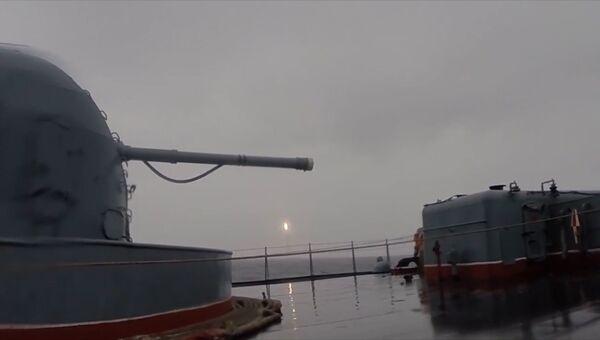 Булава в действии: как прошел пуск баллистической ракеты с подводного крейсера