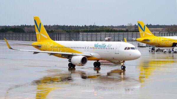 Самолеты японской авикомпании Vanilla Air
