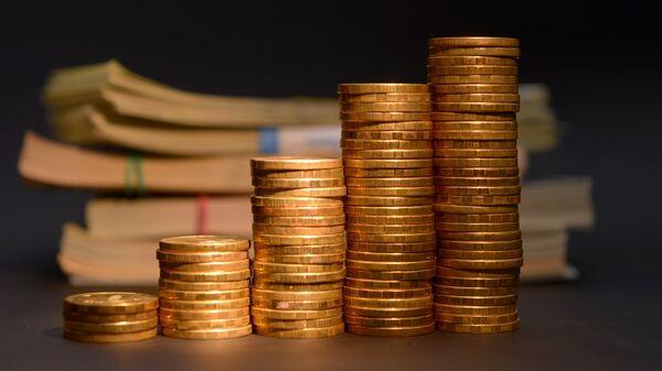 Российские монеты. Архивное фото