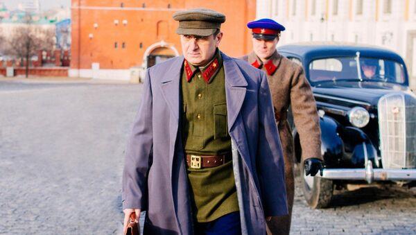 Кадр из сериала Страна Советов. Забытые вожди
