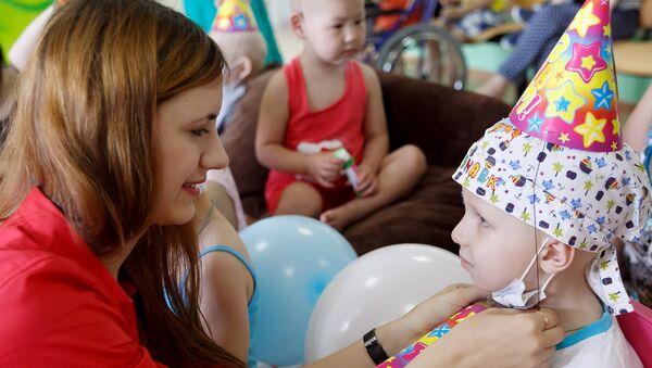 В Москве обсудят проблемы реабилитации детей после тяжелых заболеваний