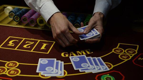Первое казино игорной зоны Сибирская монета
