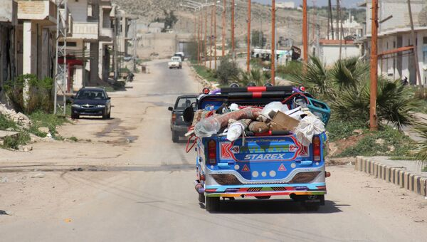 Автомобиль в Сирии. Архивное фото