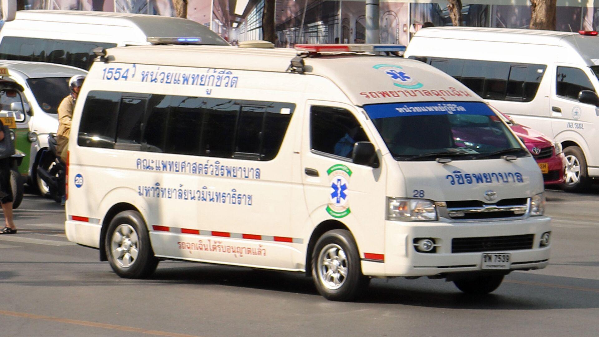 1498265534 0:37:1981:1151 1920x0 80 0 0 6e17df899dc78a451fde83e6b9673746 - В Таиланде при столкновении автобуса и грузовика погибли семь человек